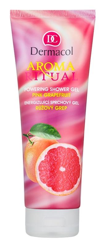 Dermacol Aroma Ritual gel de banho energizante