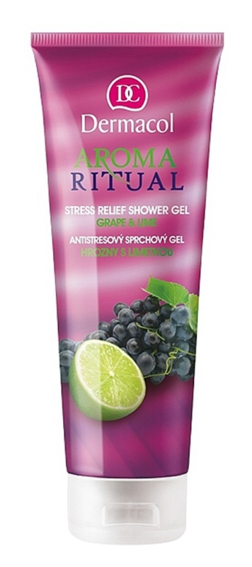 Dermacol Aroma Ritual gel de ducha antiestrés