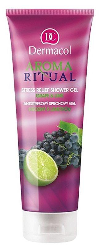 Dermacol Aroma Ritual антистресовий гель для душу