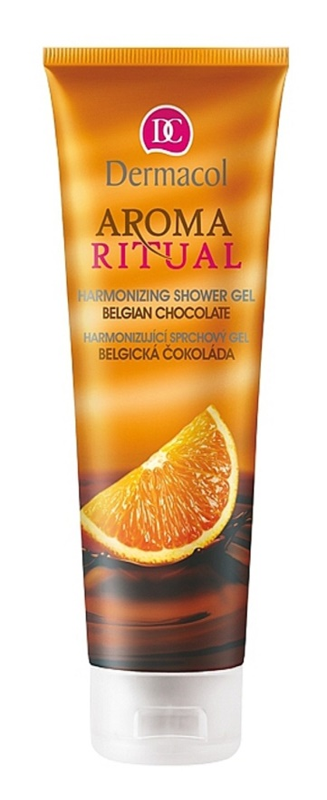Dermacol Aroma Ritual gel de duche harmonizador