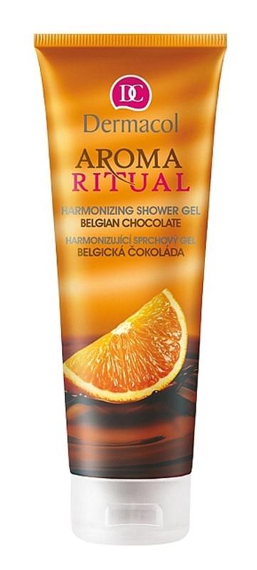 Dermacol Aroma Ritual harmonizáló tusfürdő gél