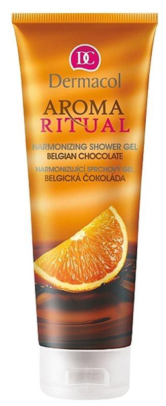 Dermacol Aroma Ritual гармонізуючий гель для душу