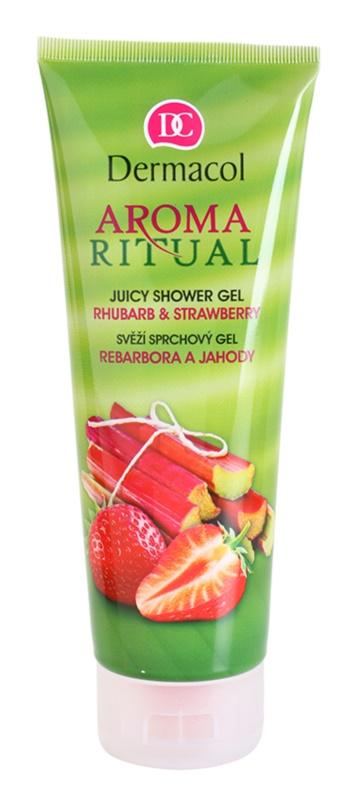 Dermacol Aroma Ritual tusfürdő gél