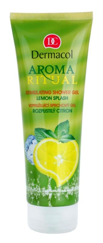 Dermacol Aroma Ritual felpezsdítő tusfürdő gél