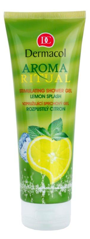 Dermacol Aroma Ritual vzpružující sprchový gel