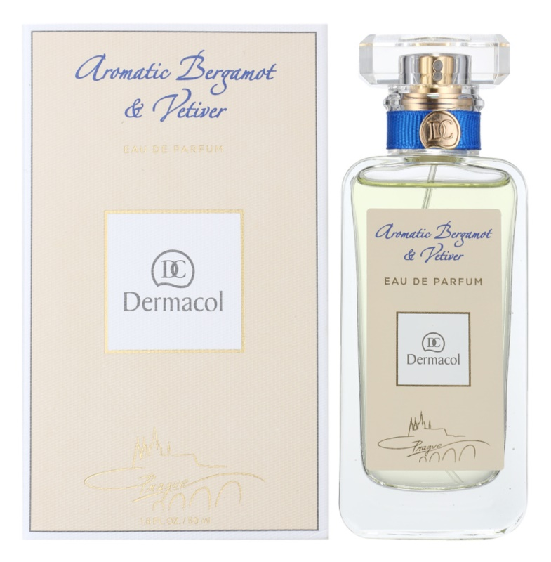 Dermacol Aromatic Bergamot & Vetiver Eau de Parfum for Men 50 ml
