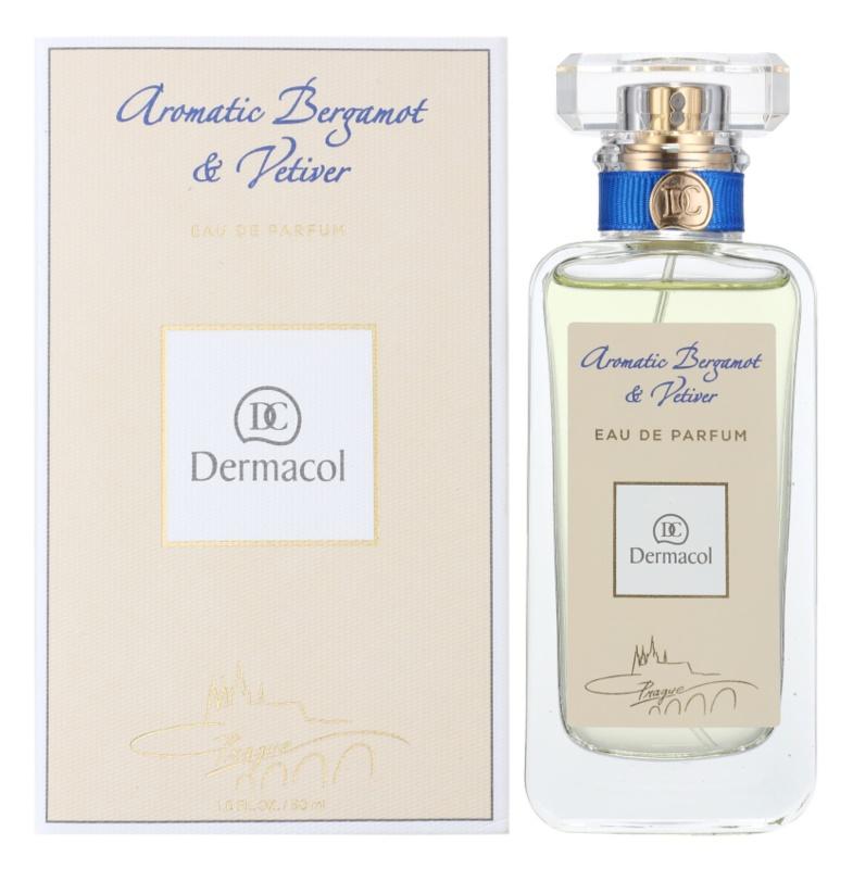 Dermacol Aromatic Bergamot & Vetiver woda perfumowana dla mężczyzn 50 ml