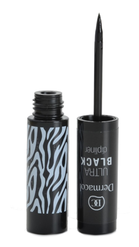 Dermacol Black Sensation Ultra Black Liquid Eyeliner