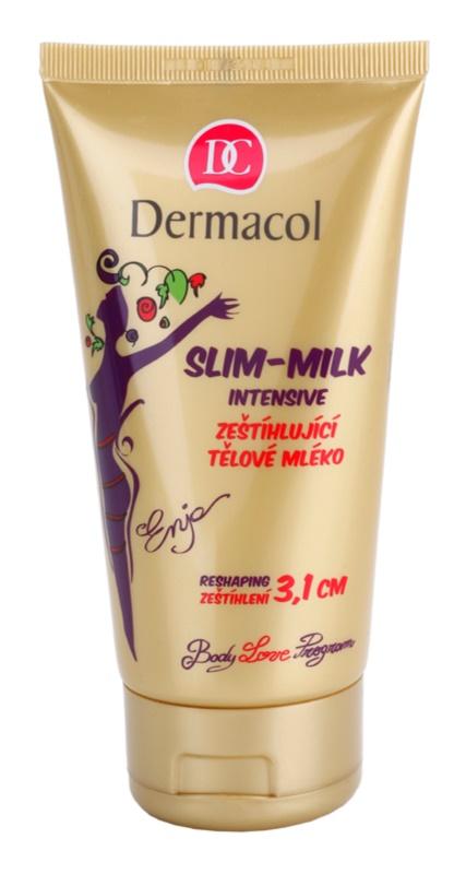 Dermacol Enja Body Love Program zeštíhlující tělové mléko