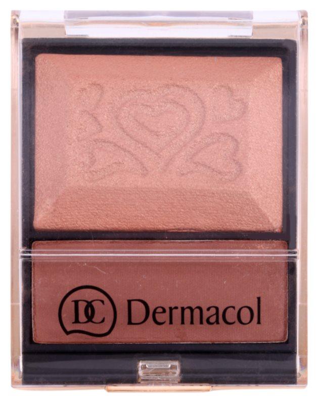 Dermacol Bronzing Palette palette de bronzage
