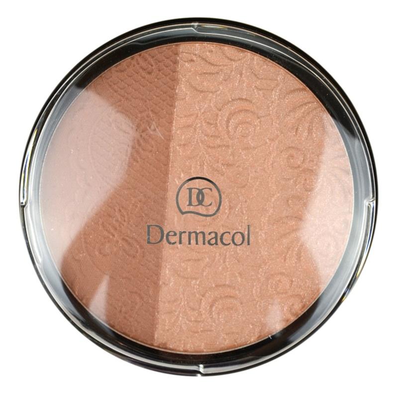 Dermacol Duo Blusher tvářenka