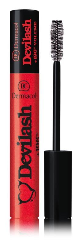 Dermacol Devilash mascara pour un volume maximal