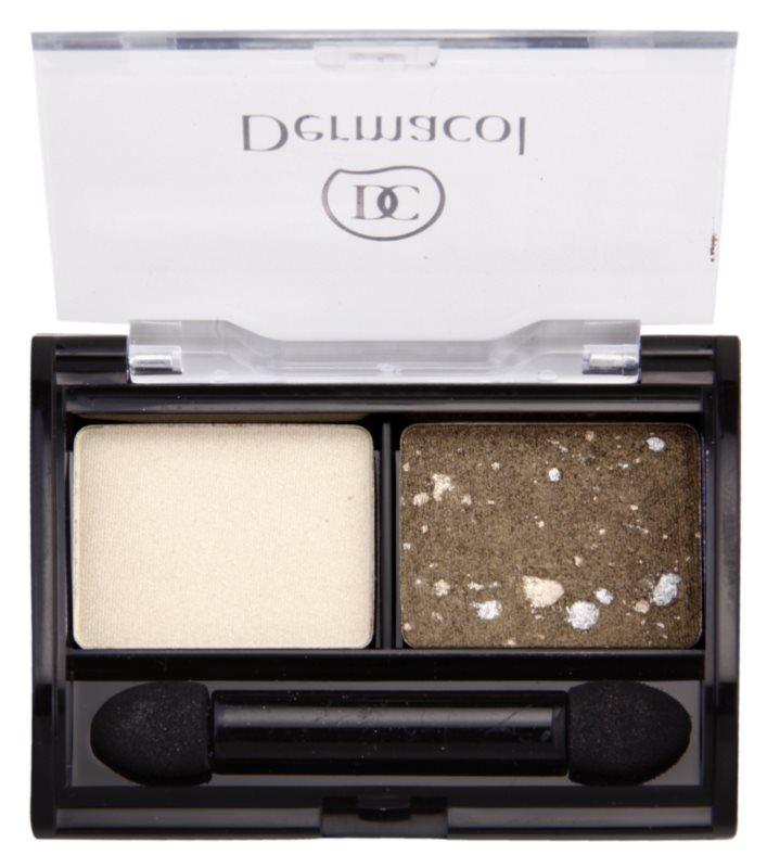 Dermacol Duo тіні для повік