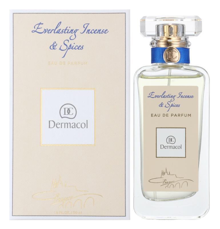 Dermacol Everlasting Incense & Spices woda perfumowana dla mężczyzn 50 ml