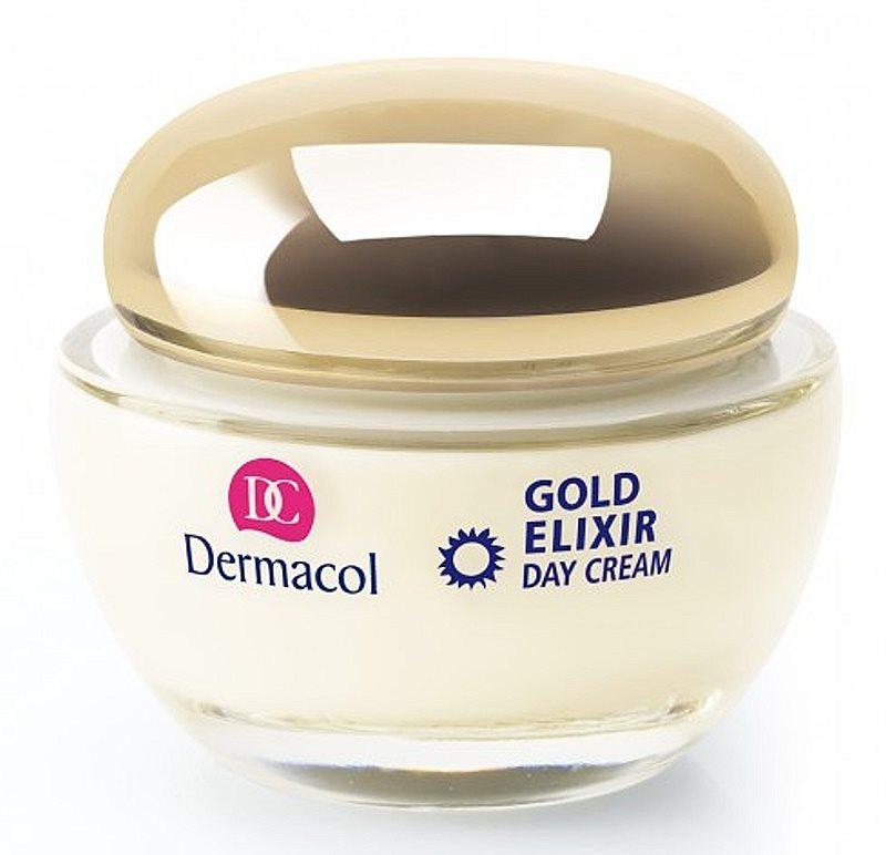Dermacol Gold Elixir crème de jour rajeunissante au caviar