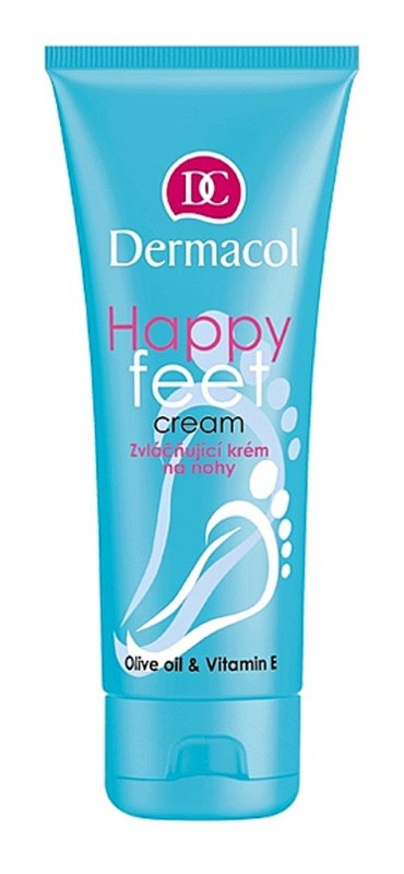 Dermacol Happy Feet Emollient Cream for Legs