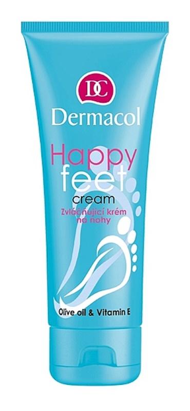 Dermacol Happy Feet zvláčňujúci krém na nohy