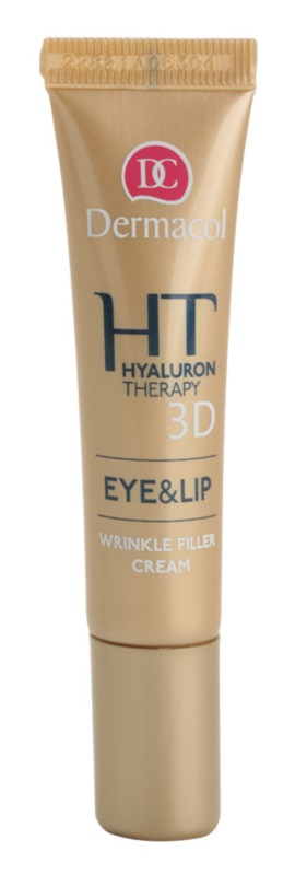 Dermacol HT 3D remodelační krém na oči a rty