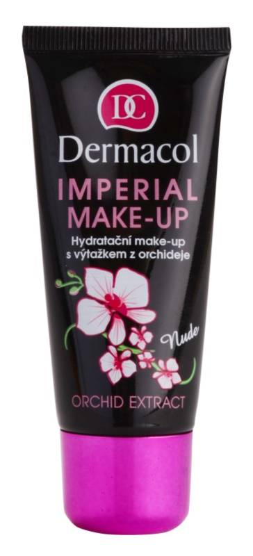 Dermacol Imperial hydratačný make-up s výťažkom z orchidey