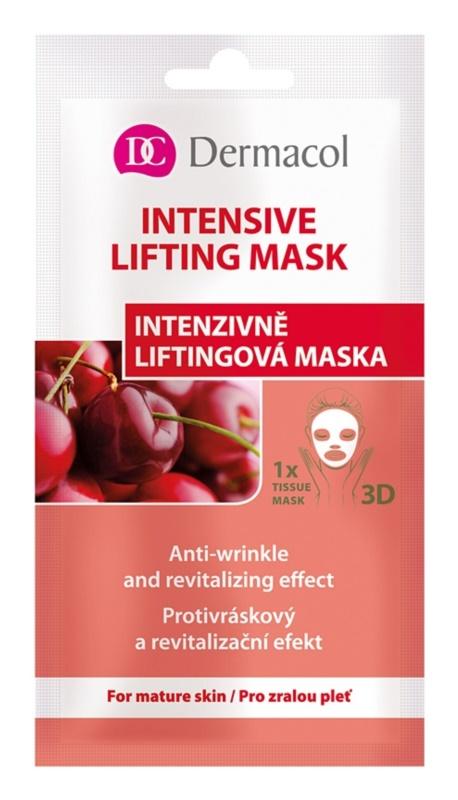Dermacol Intensive Lifting Mask textilná 3D liftingová maska