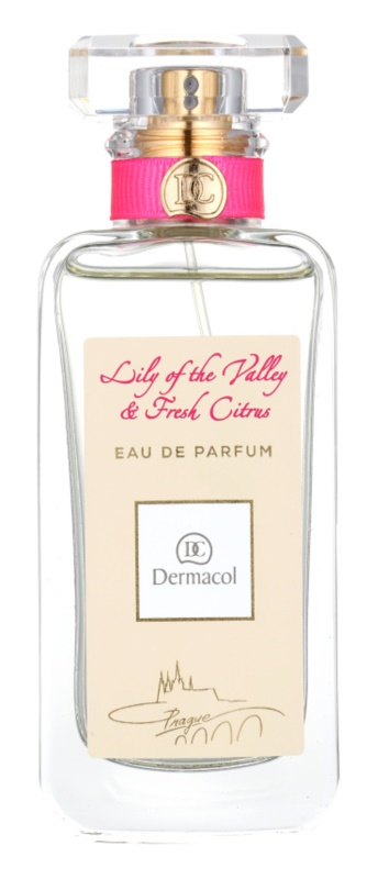 Dermacol Lily of the Valley & Fresh Citrus eau de parfum pour femme 50 ml