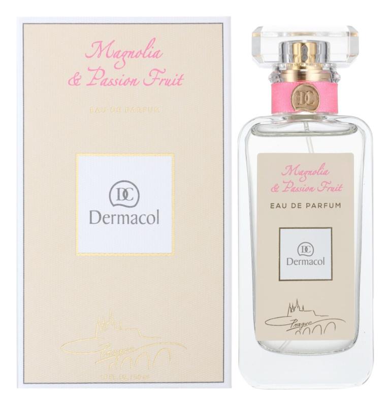 Dermacol Magnolia & Passion Fruit eau de parfum pour femme 50 ml