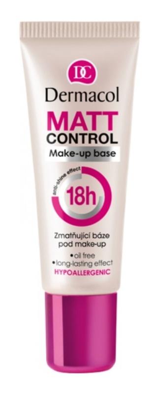 Dermacol Matt Control zmatňující báze pod make-up