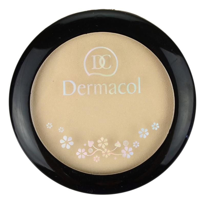 Dermacol Compact Mineral minerálny púder so zrkadielkom