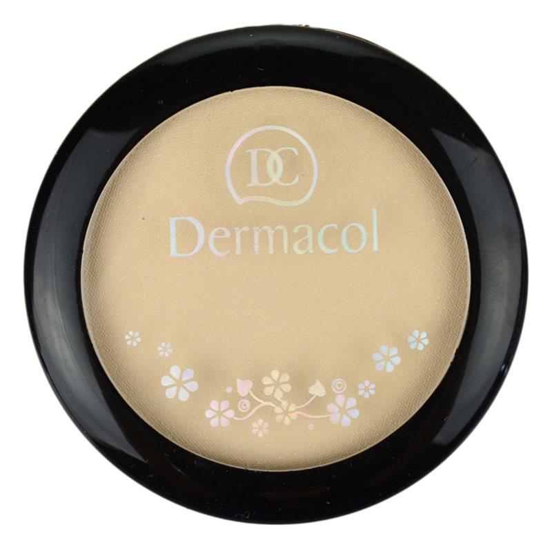 Dermacol Compact Mineral мінеральна пудра з дзеркальцем