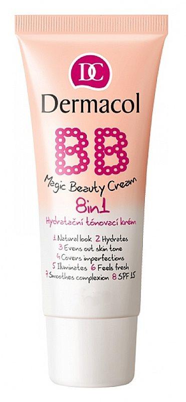 Dermacol BB Magic Beauty crema hidratante con color 8 en 1
