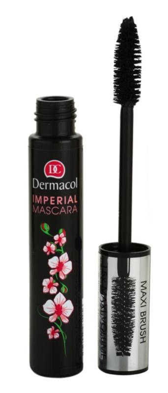 Dermacol Imperial Maxi Volume & Length туш з ефектом миттєвого подовження вій