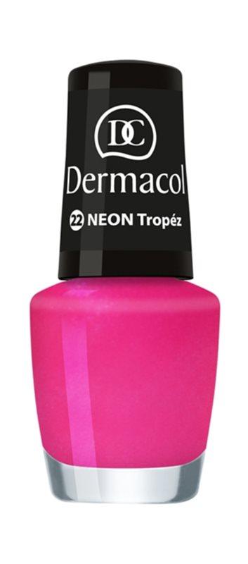 Dermacol Neon neon körömlakk