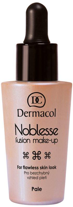 Dermacol Noblesse machiaj lichid, pentru un efect perfect