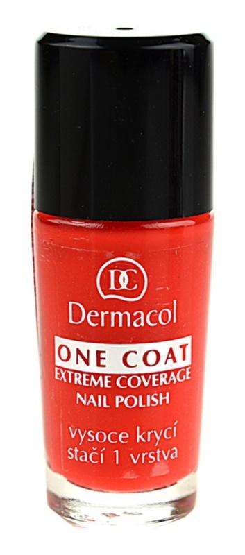 Dermacol One Coat körömlakk