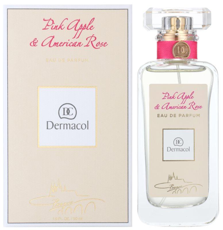 Dermacol Pink Apple & American Rose parfumska voda za ženske 50 ml