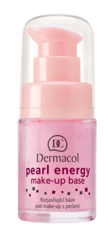 Dermacol Pearl Energy podlaga za utrujeno kožo