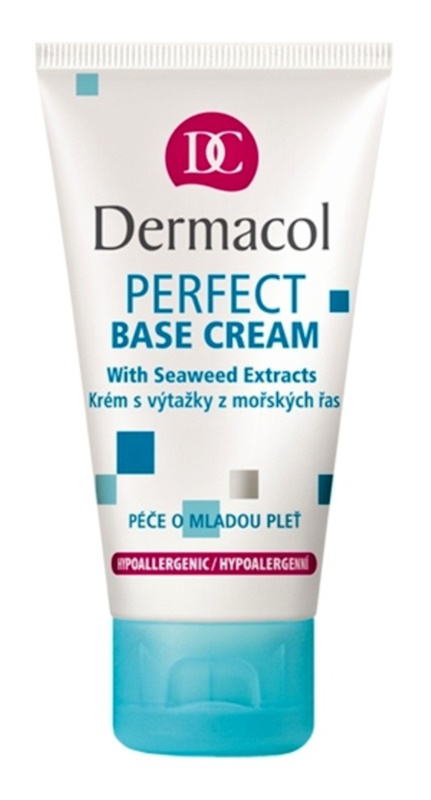 Dermacol Perfect crema con extractos de algas marinas