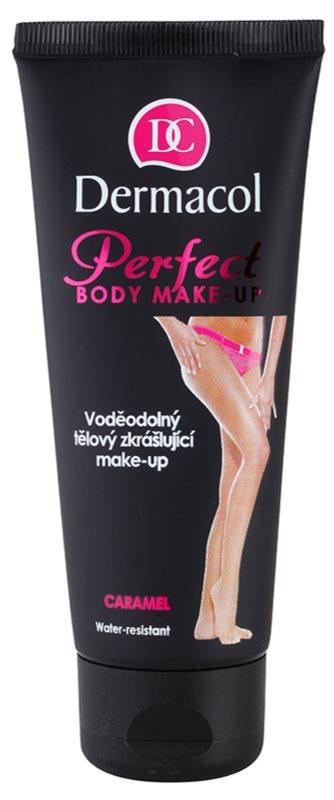 Dermacol Perfect vodeodolný telový skrášľujúci make-up