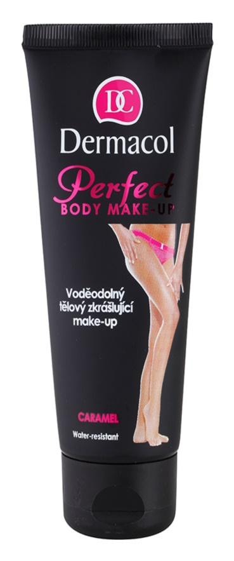 Dermacol Perfect voděodolný tělový zkrášlující make-up