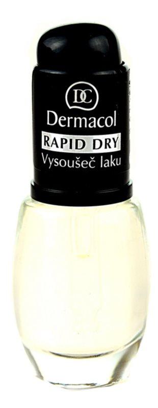Dermacol Rapid Dry lac de unghii cu uscare rapida