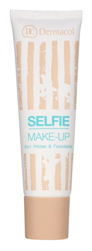 Dermacol Selfie dvofazni tekoči puder
