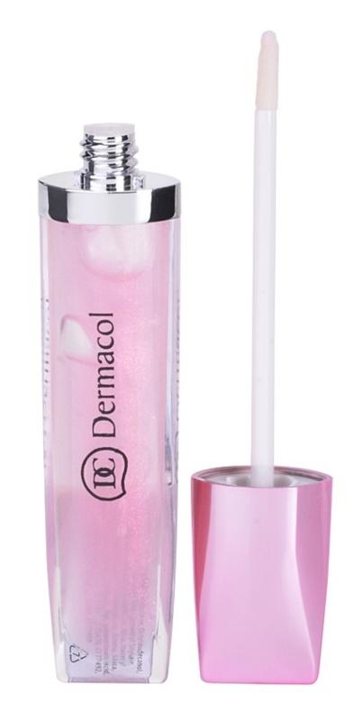 Dermacol Shimmering Lip Gloss třpytivý lesk na rty