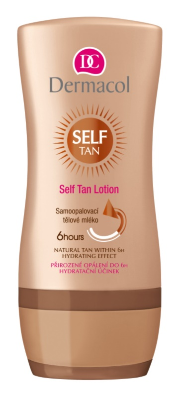 Dermacol Self Tan Zelfbruinende Body Lotion