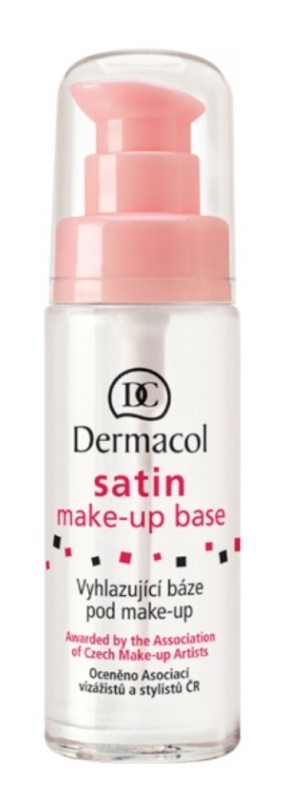 Dermacol Satin розгладжуюча основа під макіяж