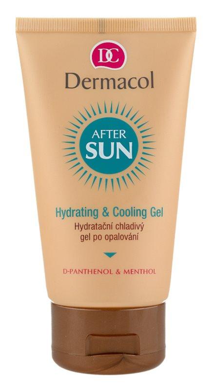 Dermacol After Sun gel rafraîchissant après-soleil
