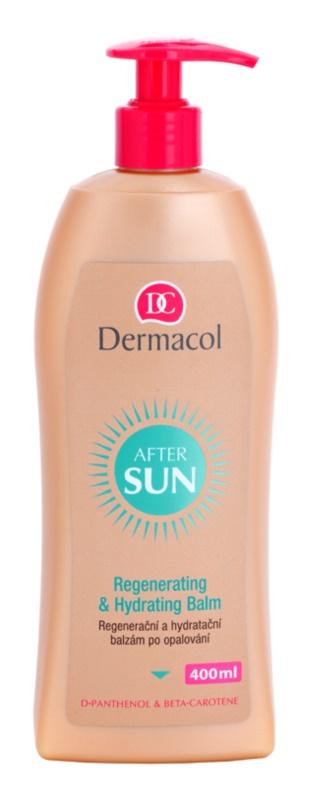 Dermacol After Sun Balsam de buze regenerator di hidratant dupa expunerea la soare