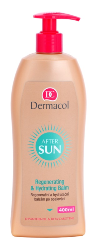 Dermacol After Sun Regenerating and Moisturising Balm After Sun