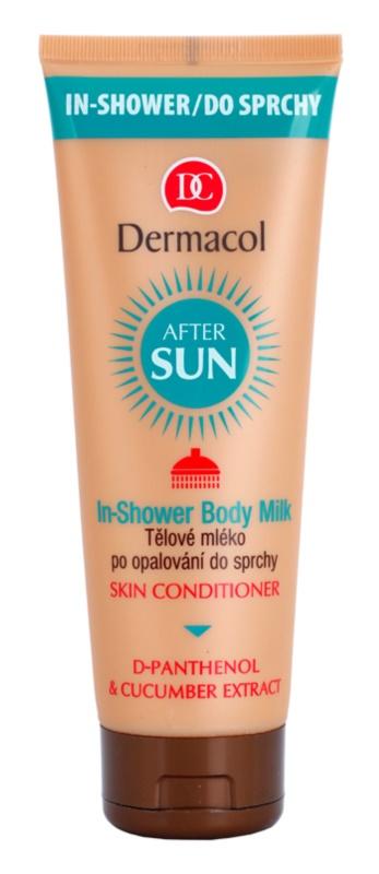 Dermacol After Sun освіжаюче молочко для тіла після засмаги для душу