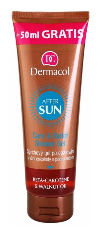 Dermacol After Sun tusoló gél napozás után béta-karotinnal
