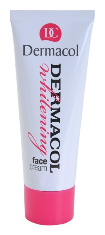 Dermacol Whitening crème éclaircissante visage anti-taches pigmentaires